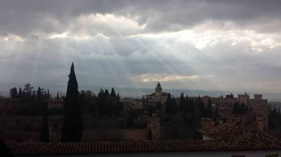 Alhambra Sun Rays